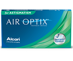AIR OPTIX®  for  ASTIGMATISM 3szt.